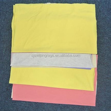 light color used wiping new cotton wiping rags manufacturers