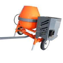 Cheap price 600L diesel engine mobile small concrete mixer truck for sale