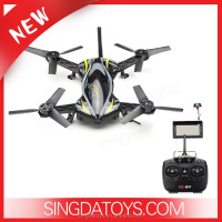 Cheerson Jumper CX-91E 5.8G FPV RC Quadcopter Racing Drone with 4.3 Inch 32CH Monitor 720P HD Camera With VR