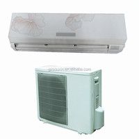 China's manufacturing class A Auto-defrosting split type air conditioner with LCD display