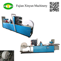 Tension control serviette tissue making machine