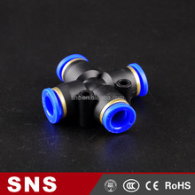 SNS compression brass hydraulic pvc stainless steel sanitary ductile iron tube pipe Fitting, Pneumatic fitting, brass fitting