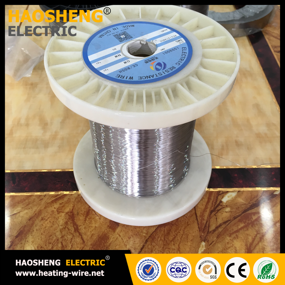 cr15ni60 heating wire for industry resistance to oven