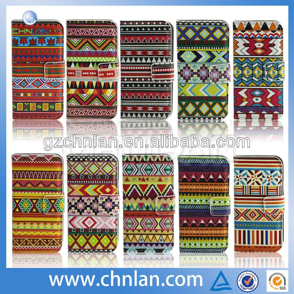 New arrival popular aztec tribal pattern for samsung galaxy s duos s7562 case