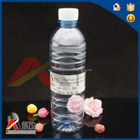 Food Grade Plastic Mineral Empty Plastic Fruit Infuser Water Bottle