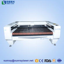 sunscreen roller blinds laser cutting machine