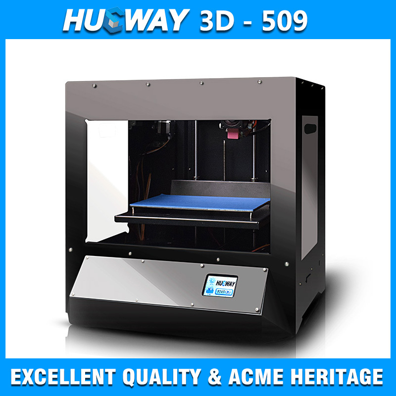 Hueway HW509 3d printer for sale via cheaper shipping company DHL/UPS/<strong>FEDEX</strong> etc