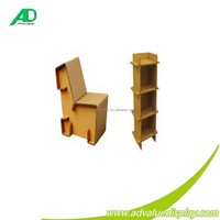 Custom cardboard chair design manufacturer in Shenzhen China