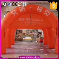 Best outdoor event structure stand balloon inflatable air tent for sale
