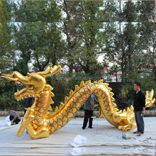 Good quality inflatable dragon/ inflatable zenith dragon