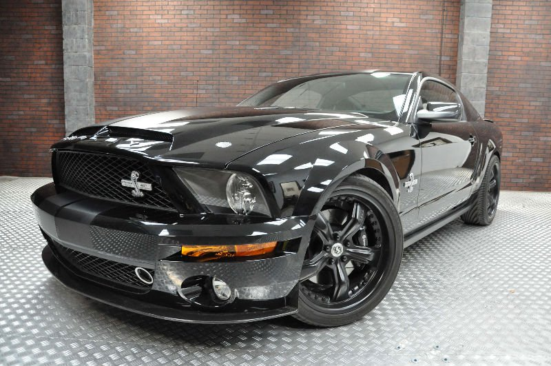 2008 ford mustang specs
