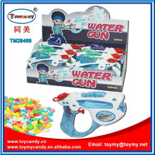 water gun shooting gun with candy