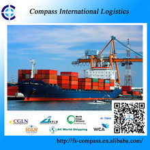 International logistics company shipping from China to Leningrad Russia sea freight forwarder