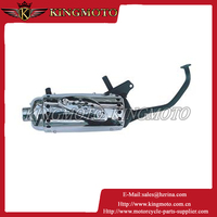 Motorcycle Silencer,silencer motorcycle exhaust muffler for KM001