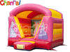mini princess bouncy castle, jumping castle inflatable