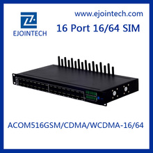12 Months Warranty ! ! 2014 Ejoin Good Price VoIP GoIP 16 port device that change voice