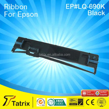 Compatible inked ribbon cartridge for Epson LQ-690K ribbon for Epson labeler