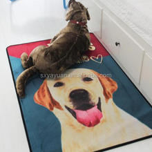Exclusive original golden retriever samoyed dog large dog comfortable breathable tide cool pet mat carpet