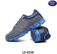 2014 latest design running gym shoes for men sport shoe factory
