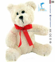 2015 new style the new recording teddy bear plush toy for boy and girl children