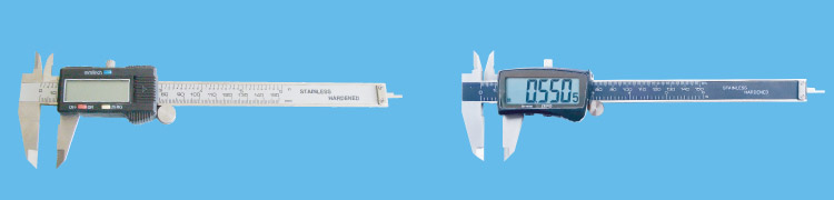 Full LCD digital caliper