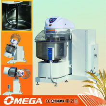 Double Motions and Double Speeds Dough Spiral Mixer with CE