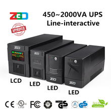 ups with battery for home 500va-1500va pwm inverter full avr inbuilt