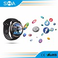 SMA MTK6580 Android New Smart Watch SIM with Wifi and 3g Android Smart Watch SMA-S3