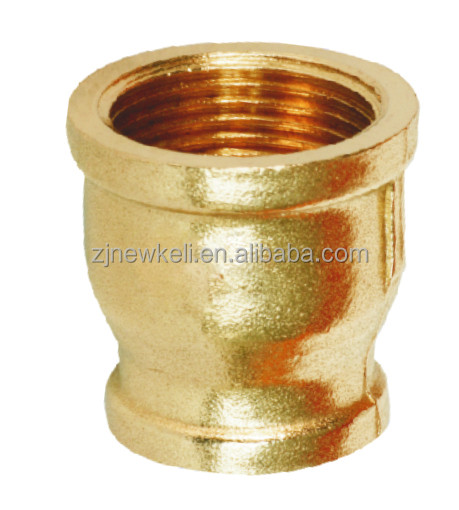 plumbing reducing coupling /brass fittings/hose fitting coupling/joint