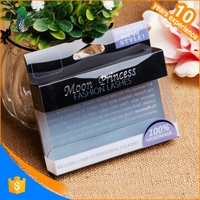 Custom Printing Pvc Folding Transparent Box