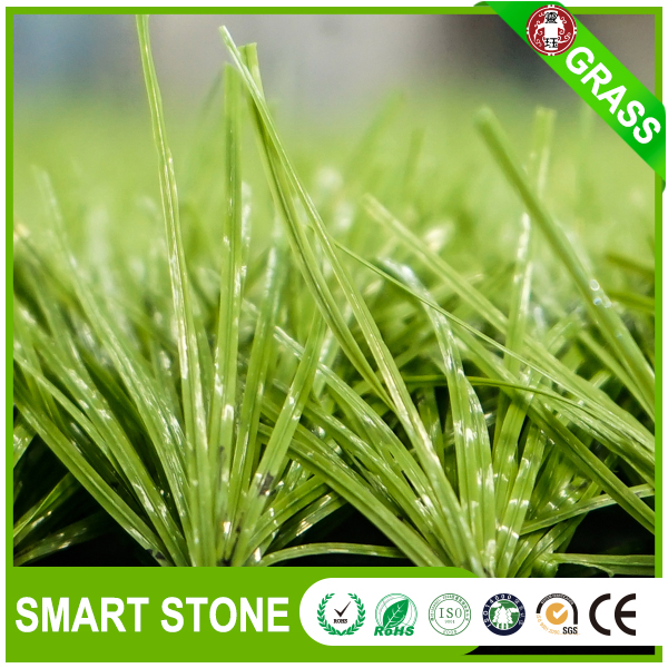 China supply artificial soccer grass turf for football stadium artificial grass & sports flooring