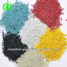 PVC Granules Recycled PVC Pellets Raw Material Plastic PVC Compound