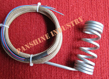 Panshine heating elements hot runner coil heater water heater coil price