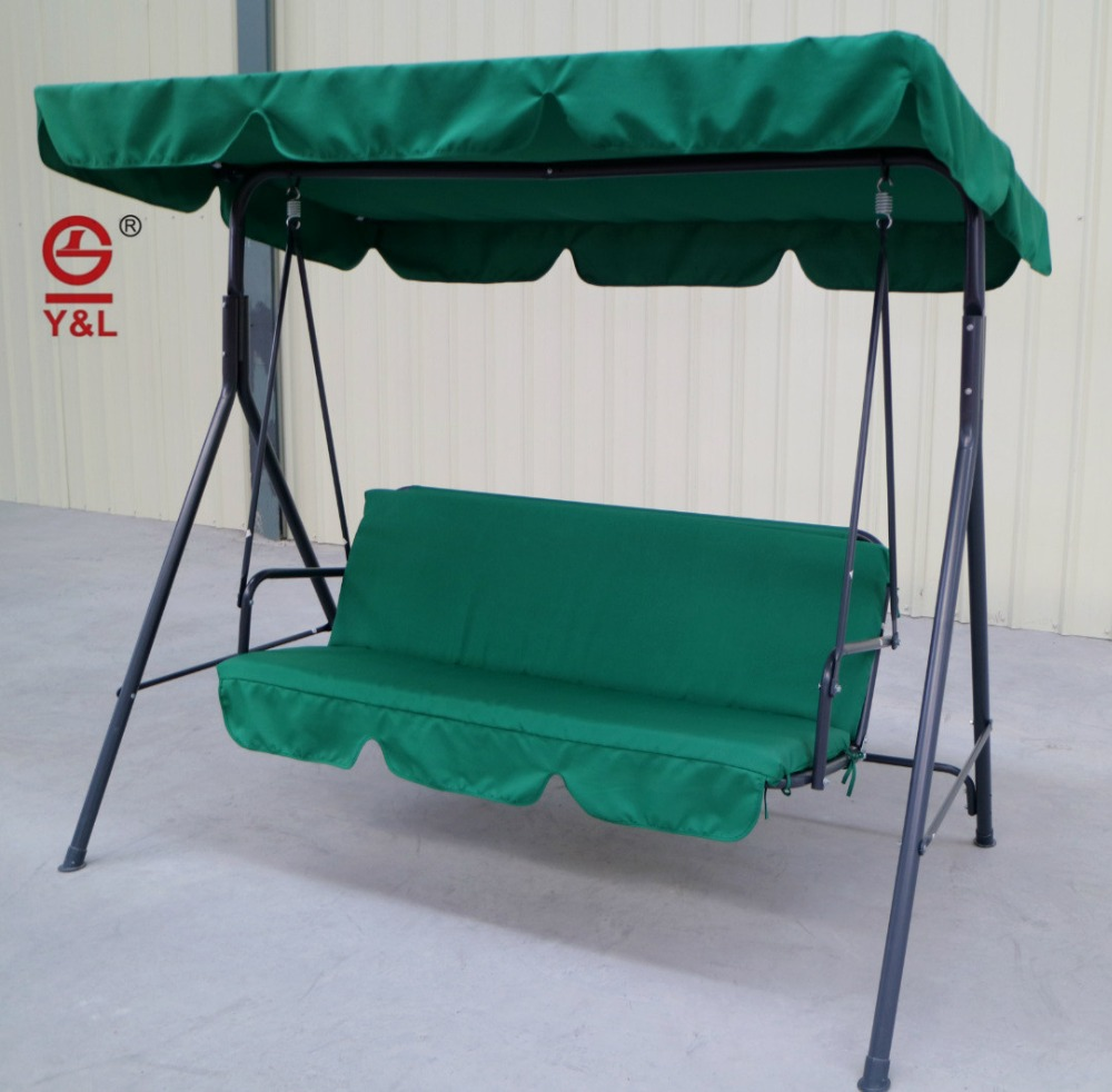 3 seater outdoor swings for adult/indoor hanging swing chair