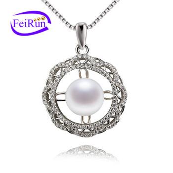 Freshwater pearl pendant natural pearl pendants 9mm button pearl freshwater pearl pendant natural pearl pendants 9mm button pearl pendant aloadofball Gallery