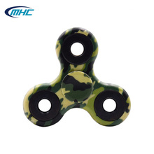 New design colorful silicone fidget finger spinner toys
