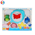 2018 Newest water soft animal toys set Color change when put in hot water Bath animal TS3702734