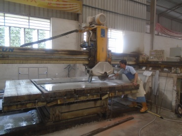 Slab Cutting