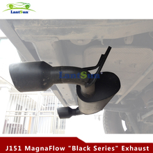 MagnaFlow Exhaust Best Performance Black Series Jeep Wrangler Exhaust