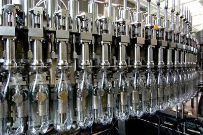 spare parts beverage filling machine