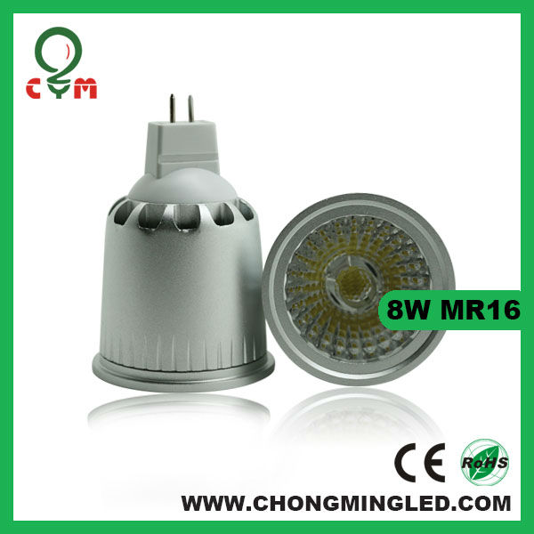2-year warranty gu 5.3 led spotlight