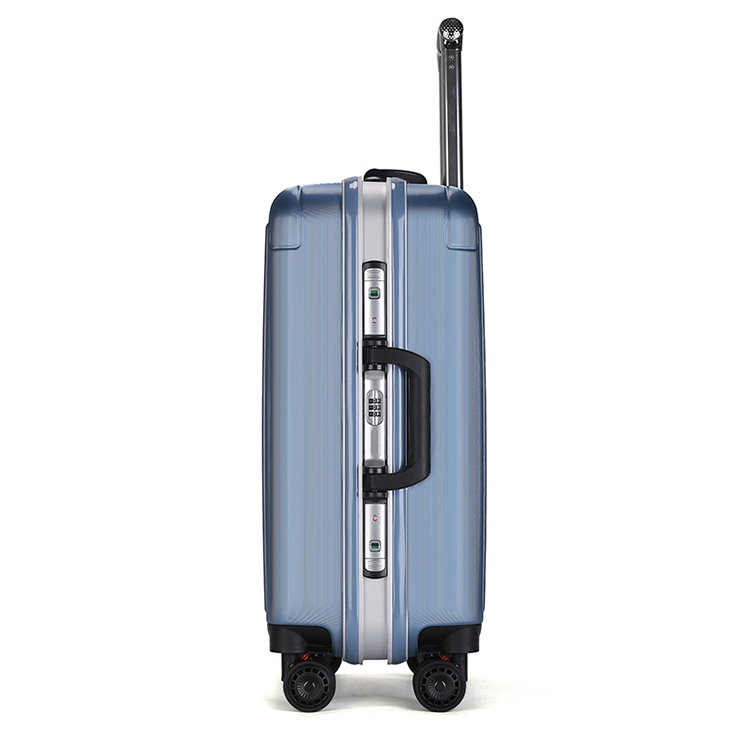 high quality hard shell vintage trolley luggage from China supplier