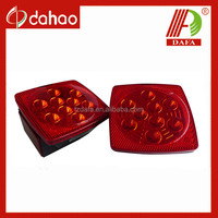 Stop/Turn/Tail/Rear reflex/Side marker/Side reflex (RH)LED tail light