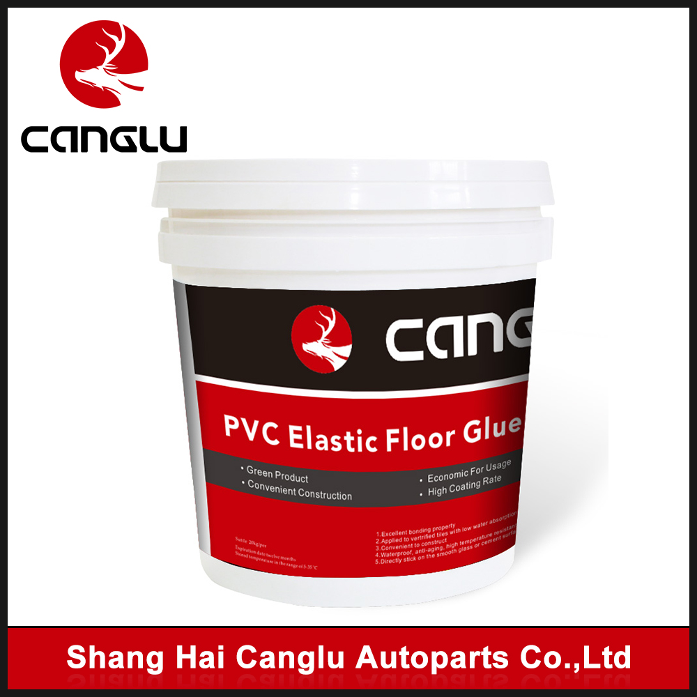 High Pressure PVC Glue For Tile Floor/ PVC Tile Floor Glue