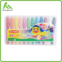 Metal Color Jumbo Retractable Oil Paint Crayon