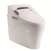 735H China manufacturer ceramic water closet intelligent toilets smart toilet