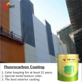WGS-6321 Modified Metallic Fluorocarbon Paint, fluorocarbon coating, exterior paint