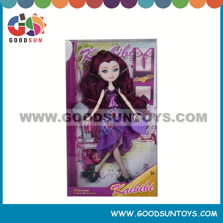 High Quality Girl Doll Promotional Toy Fashion Modern Doll,Doll Supplier