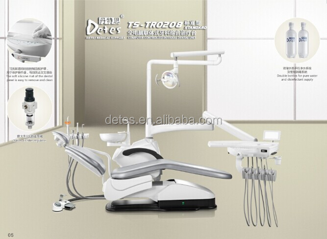 Hot Sell Dental Chair Unit Model TS-Pro208 with CE,ISO certificate,Best selling model