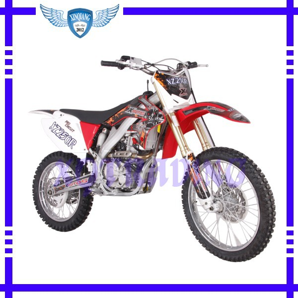 250CC Off Road Motorcycle 250XQ-37D